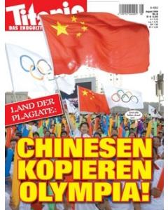 TITANIC Heft August 2008 (Papier)