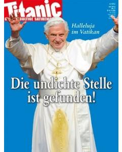 TITANIC Heft Juli 2012 (Papier)