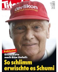 TITANIC Heft Februar 2014 (Papier)