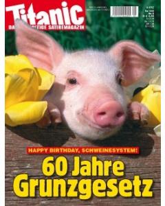 TITANIC Heft Mai 2009 (Papier)