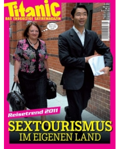 TITANIC Heft Mai 2011 (Papier)