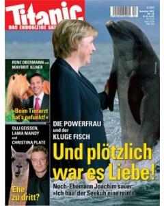 TITANIC Heft Dezember 2007 (Papier)