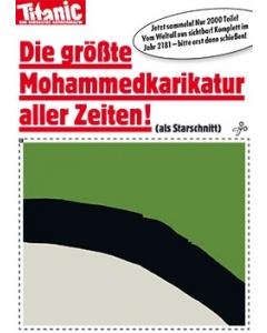 Die größte Mohammedkarikatur aller Zeiten!