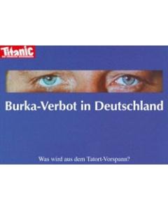 Burka-Verbot in Deutschland