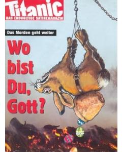 TITANIC Heft April 2001 (Papier)