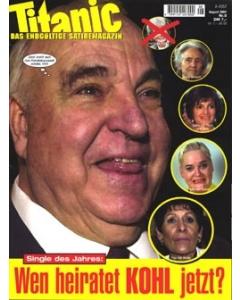 TITANIC Heft August 2001 (Papier)