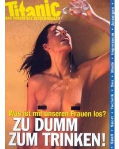 TITANIC Heft September 2001 (Papier)