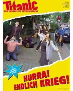 TITANIC Heft November 2001 (Papier)