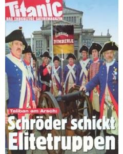 TITANIC Heft Dezember 2001 (Papier)