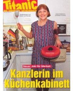 TITANIC Heft Februar 2002 (Papier)
