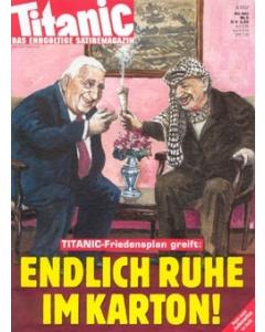 TITANIC Heft Mai 2002 (Papier)