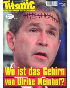 TITANIC Heft Dezember 2002 (Papier)