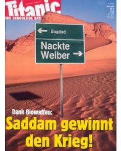 TITANIC Heft März 2003 (Papier)