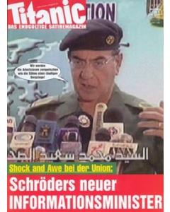 TITANIC Heft Mai 2003 (Papier)