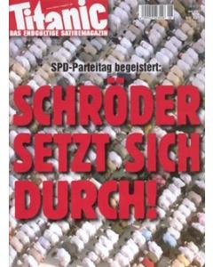 TITANIC Heft Juni 2003 (Papier)