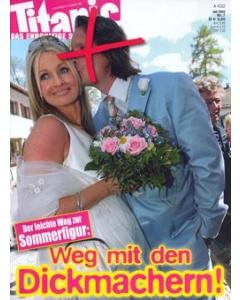 TITANIC Heft Juli 2003 (Papier)