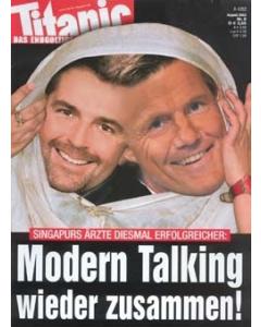 TITANIC Heft August 2003 (Papier)