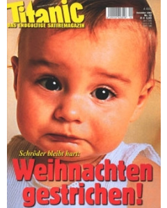 TITANIC Heft Dezember 2003 (Papier)