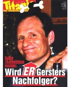 TITANIC Heft Januar 2004 (Papier)