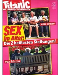 TITANIC Heft Mai 2004 (Papier)
