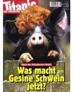 TITANIC Heft Juni 2004 (Papier)