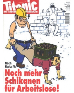TITANIC Heft August 2004 (Papier)