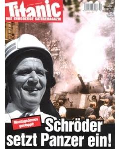 TITANIC Heft Oktober 2004 (Papier)
