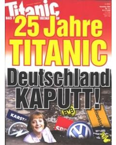 TITANIC Heft November 2004 (Papier)