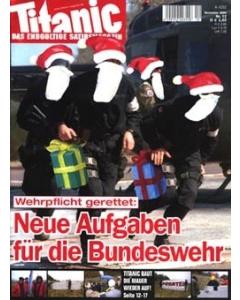 TITANIC Heft Dezember 2004 (Papier)