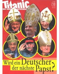 TITANIC Heft März 2005 (Papier)