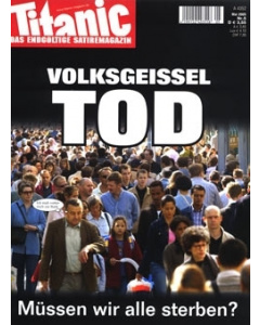TITANIC Heft Mai 2005 (Papier)