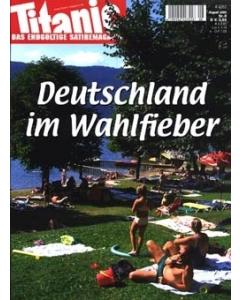 TITANIC Heft August 2005 (Papier)