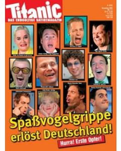 TITANIC Heft November 2005 (Papier)
