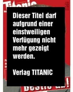 TITANIC Heft Juli 2006 (Papier)