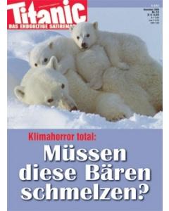 TITANIC Heft Dezember 2006 (Papier)
