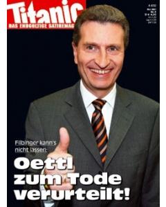 TITANIC Heft Mai 2007 (Papier)