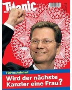 TITANIC Heft Februar 2009 (Papier)