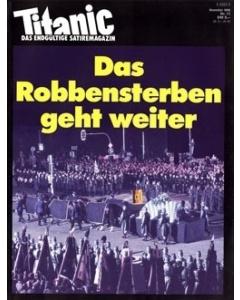 TITANIC Heft November 1988 (Papier)