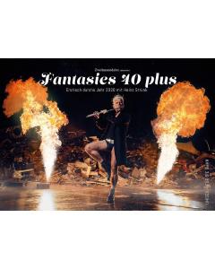Heinz Strunk, Fantasies 40 plus. Erotisch durchs Jahr 2020 - Der Kalender