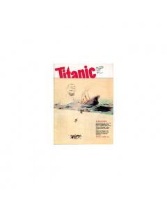 """Postkarte: """"TITANIC taucht was"""" November 1979"""