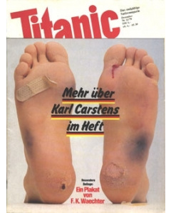 TITANIC Heft Dezember 1979 (Papier)