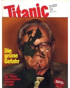 TITANIC Heft Januar 1980 (Papier)