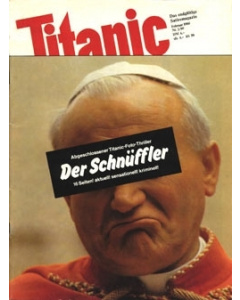 TITANIC Heft Februar 1980 (Papier)