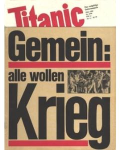 TITANIC Heft März 1980 (Papier)