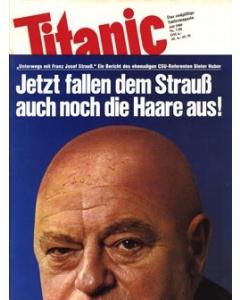TITANIC Heft Juli 1980 (Papier)