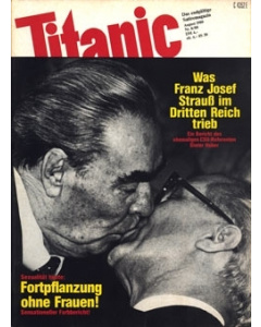 TITANIC Heft August 1980 (Papier)