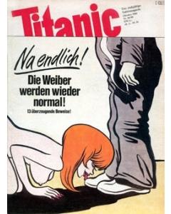 TITANIC Heft Oktober 1980 (Papier)