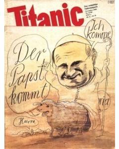 TITANIC Heft November 1980 (Papier)