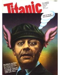 TITANIC Heft Februar 1981 (Papier)