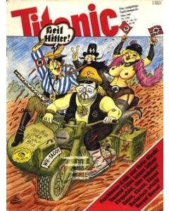 TITANIC Heft März 1981 (Papier)
